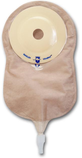 UltraMax Uro Flat Pre-Cut Flange